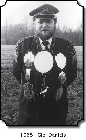 1968 Giel Daniels
