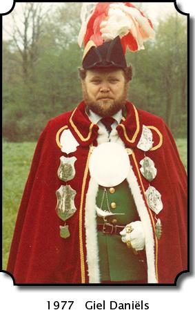 1977 Giel Daniels