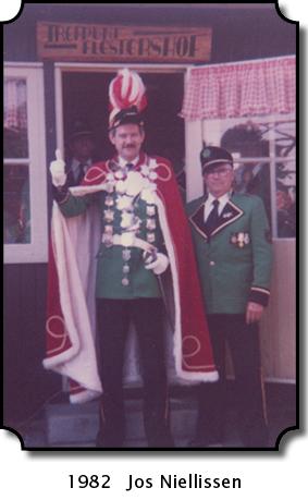 1982 Jos Niellissen