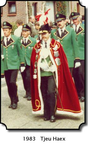 1983 Tjeu Haex
