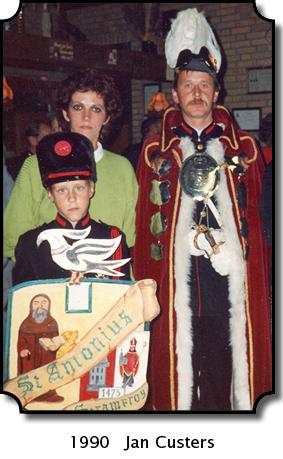 1990 Jan Custers