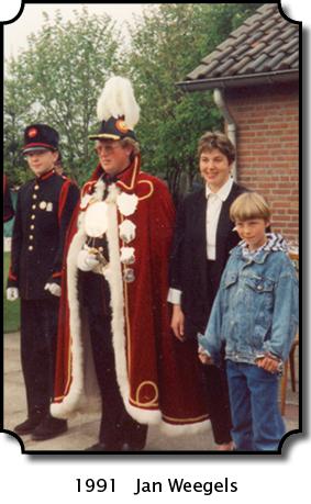 1991 Jan Weegels