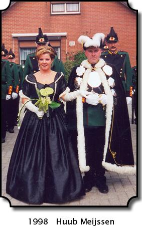 1998 Huub Meijssen