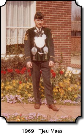 1969 Tjeu Maes